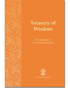 Treasury of Wisdom - Booklet