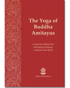 The Yoga of Buddha Amitayus - Booklet
