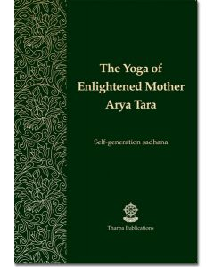 The Yoga of Enlightened Mother Arya Tara - Booklet