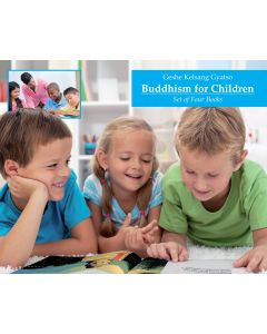 Buddhism for Children Series (set of books 1-4)