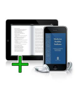 Medicine Buddha Sadhana - eBooklet and MP3 Bundle (Kindle)