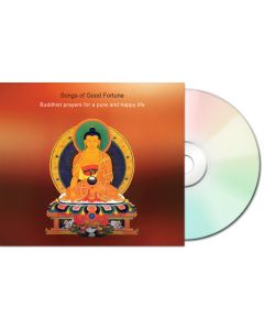 Songs of Good Fortune - CD