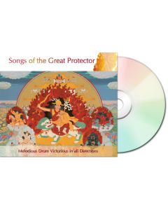 Songs of the Great Protector - CD