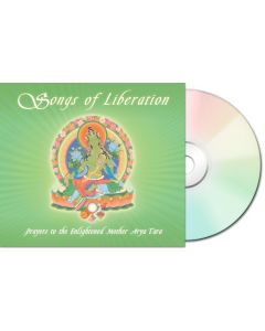 Songs of Liberation - CD