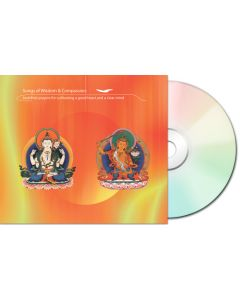Songs of Wisdom & Compassion - CD