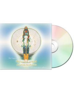 The Yoga of Thousand-armed Avalokiteshvara - CD