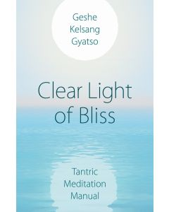 Clear Light of Bliss (3rd Edition) - Front Cover