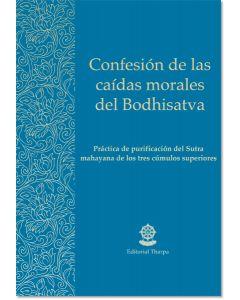 Confesión de las caidas morales del Bodhisatva – Librillo
