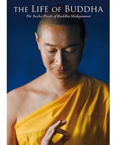 The Life of Buddha - DVD (NTSC standard)