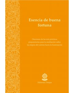Esencia de buena fortuna – Librillo