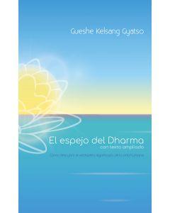 El espejo del Dharma, con texto ampliado- en rústica