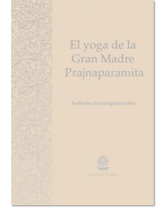 El yoga de la Gran Madre Prajnaparamita – Librillo