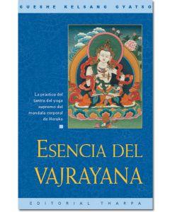 Esencia del vajrayana – Cubierta anterior