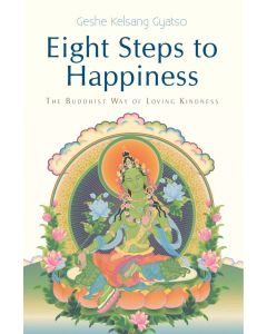Eight Steps to Happiness - US edition - front cover