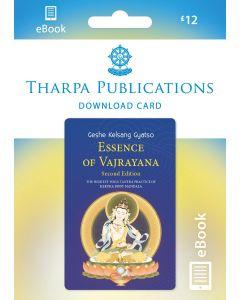 Essence of Vajrayana - DOWNLOAD CARD