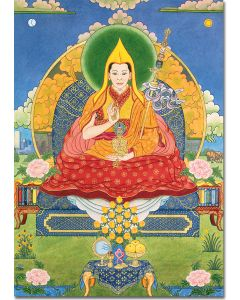 Geshe Kelsang Gyatso 03 (Painting)