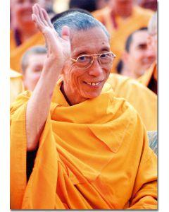 Geshe Kelsang Gyatso 04 (waving)