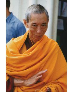 Geshe Kelsang Gyatso 11 - A6 card