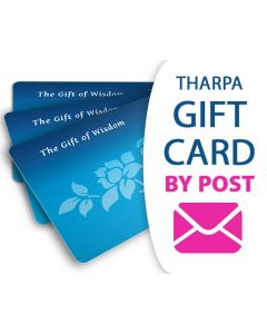 Tharpa UK Gift Card (send by post)