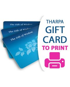 Tharpa Gift Card (to print)