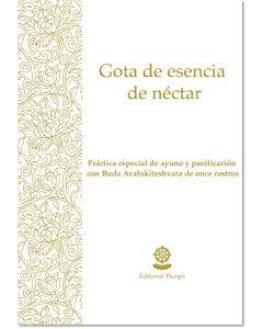Gota de esencia de néctar – Librillo