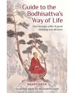 Guide to the Bodhisattva's Way of Life - Audiobook MP3