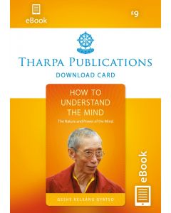 How to Understand the Mind - ebook DOWNLOAD CARD