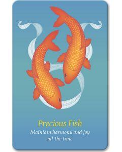 Precious Fish - minicard