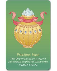 Precious Vase - minicard