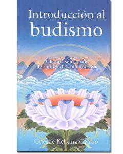 Introducción al budismo – Cubierta anterior