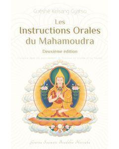 Les Instructions orales du mahamoudra - couverture