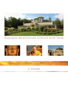 Kadampa Temple for World Peace: A Guide - Booklet