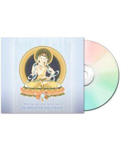 Meditación y recitación del Vajrasatva Solitario – CD