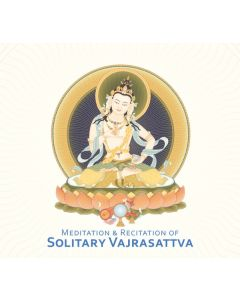 Meditation and Recitation of Solitary Vajrasattva - CD