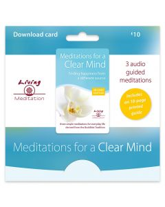 Meditations for a Clear Mind
