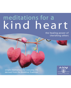 Meditations for a Kind Heart - CD