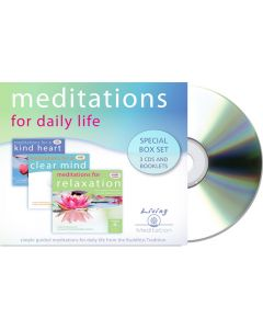 Meditations for Everyday Life (Box Set) - Front