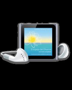 El espejo del Dharma, con texto ampliado – Audiolibro en MP3