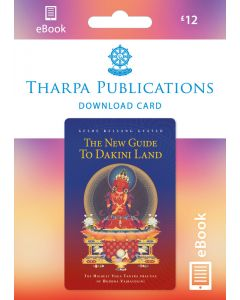 New Guide to Dakini Land - Download Card