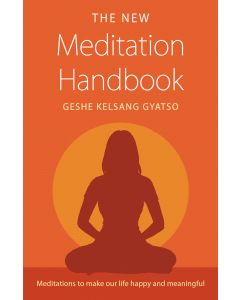 The New Meditation Handbook - Front Cover