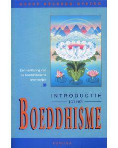 Introductie tot het Boeddisme - front cover