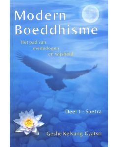 Modern Buddhisme - front cover