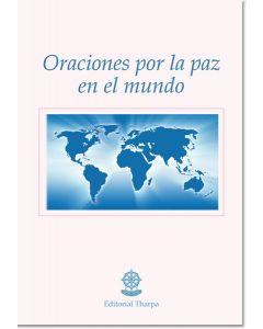 Oraciones por la paz en el mundo – Librillo