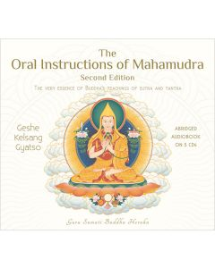 The Oral Instructions of Mahamudra EN (2nd Ed) - Audiobook