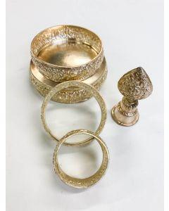 Mandala Set - Silver