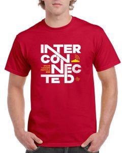 Kadampa Festival T-Shirt - CHERRY RED