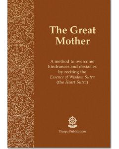 The Great Mother - Booklet