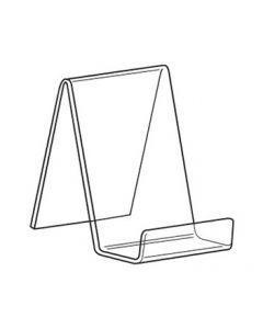 Plastic Book Stand (with lip)