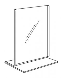 Poster Holder A4