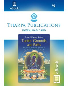 Tantric Grounds and Paths - eBook DOWNLOAD CARD